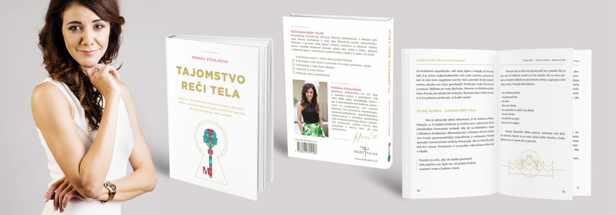 Kniha Rec Tela_predpredaj_Monika Stehlikova